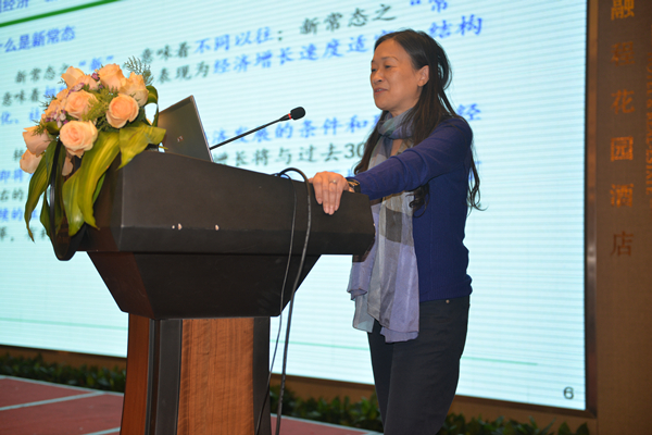 2015年湖南钢铁物流产业发展论坛专题――陈晓红校长演讲